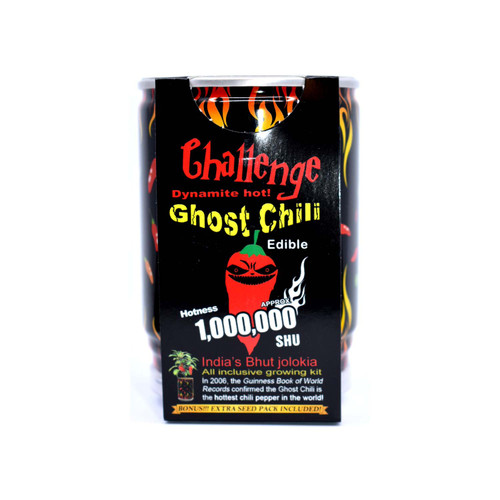 Ghost Chili Pepper Growing kit