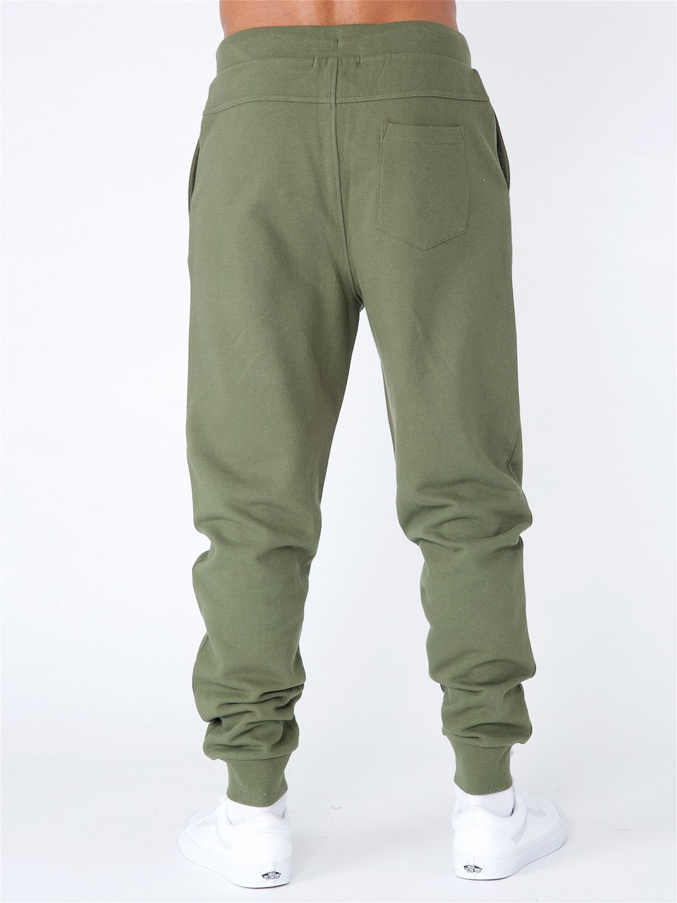 Khaki Basic Jogger