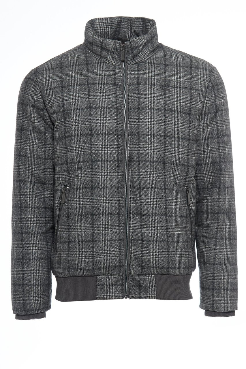 GREY SCOPE JACKET