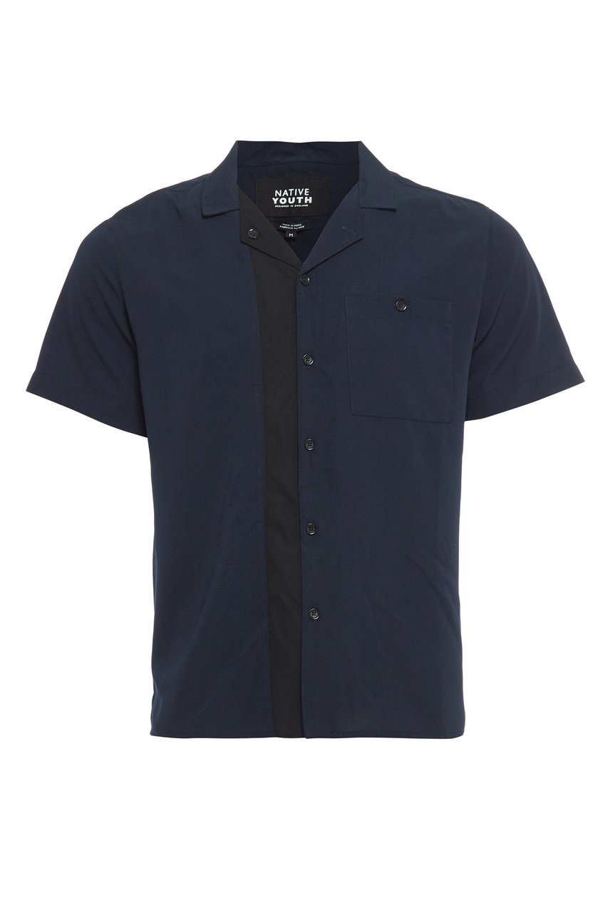 YORK REVERE COLLAR SHIRT