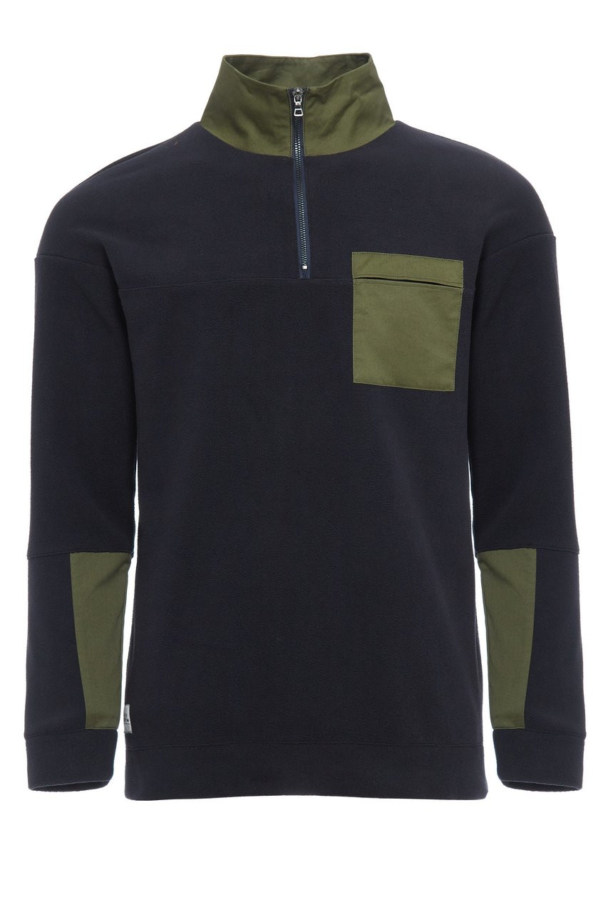NAVY  AMINGTON SWEAT