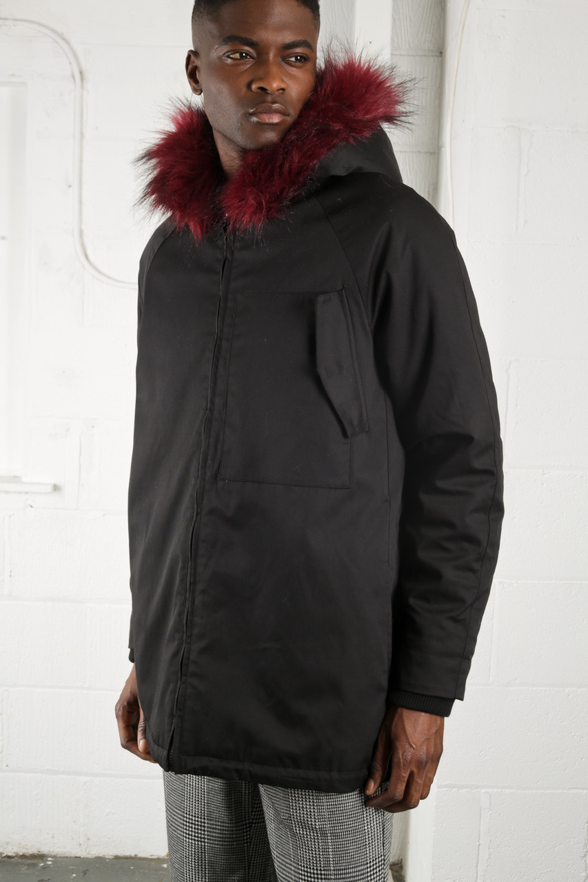 EASE PARKA - BLACK