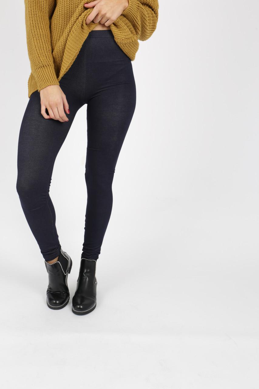 Denim Look Legging