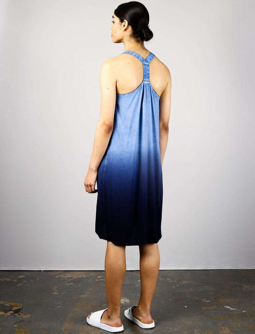 INDIGO SIBUYAN DRESS