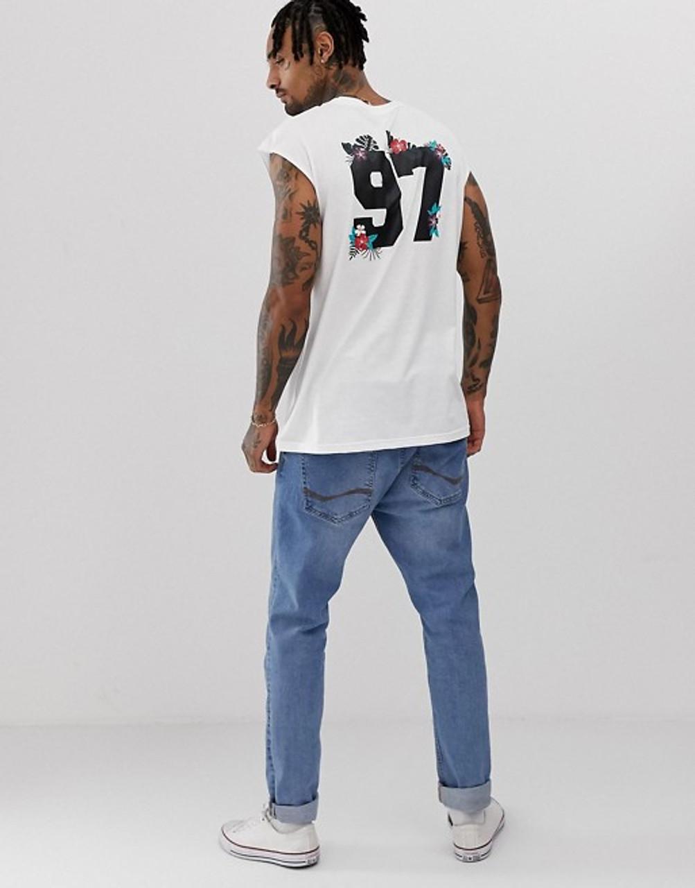 Back Print 97 Logo Vest