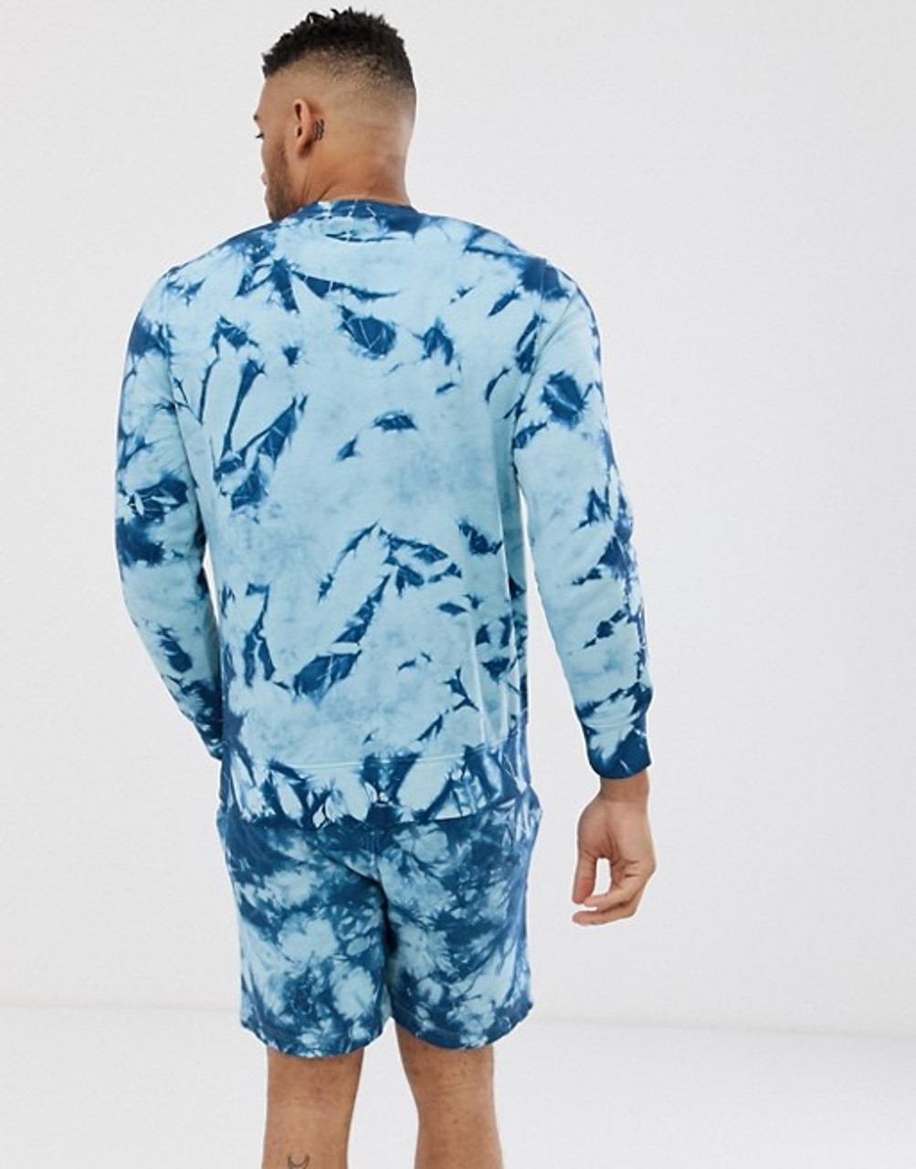 Tie Dye Sweat Jumper Co-Ord