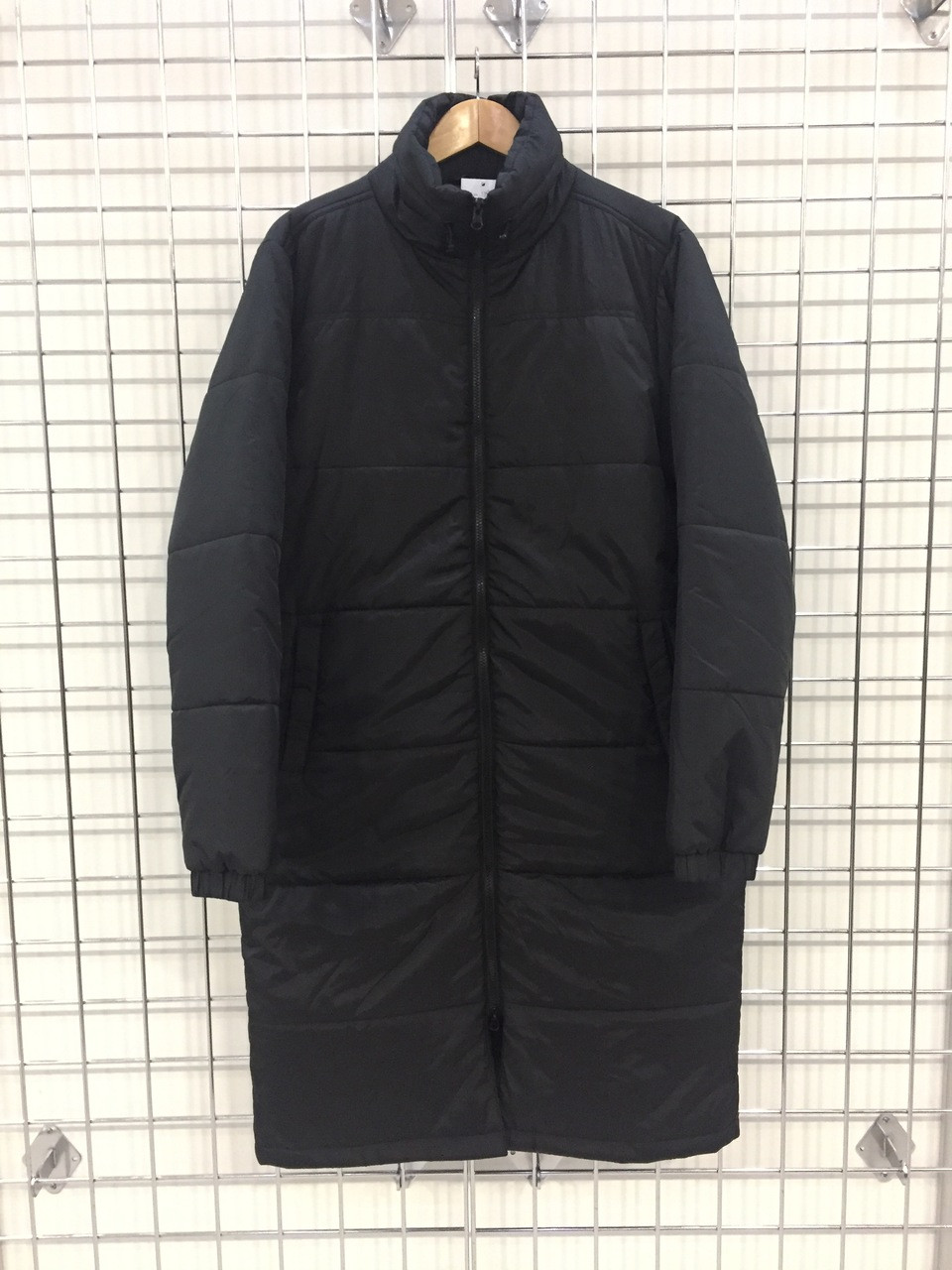 Long line Quilted Jacket