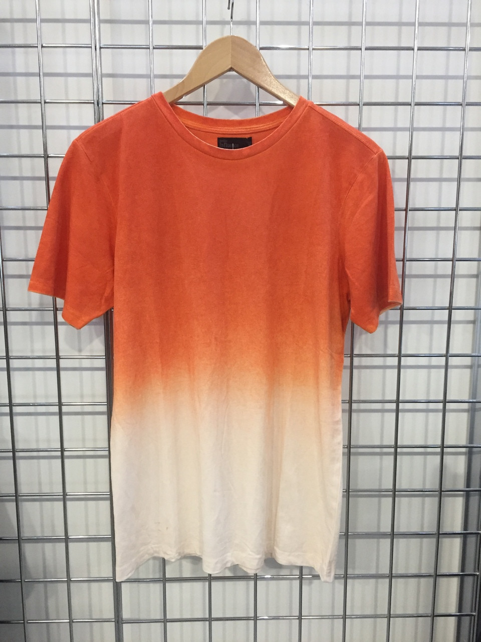 Short Sleeve  Ombre T Shirt