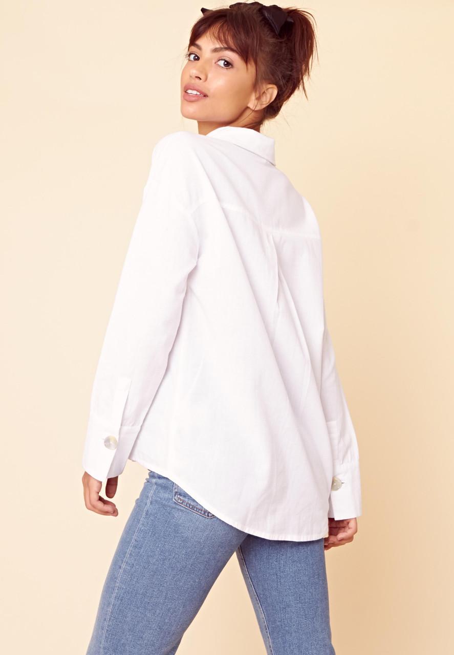Mix and Match Button Pocket Shirt