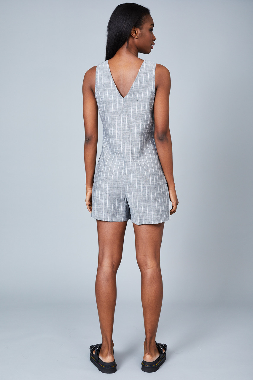 THE LAURYN ROMPER