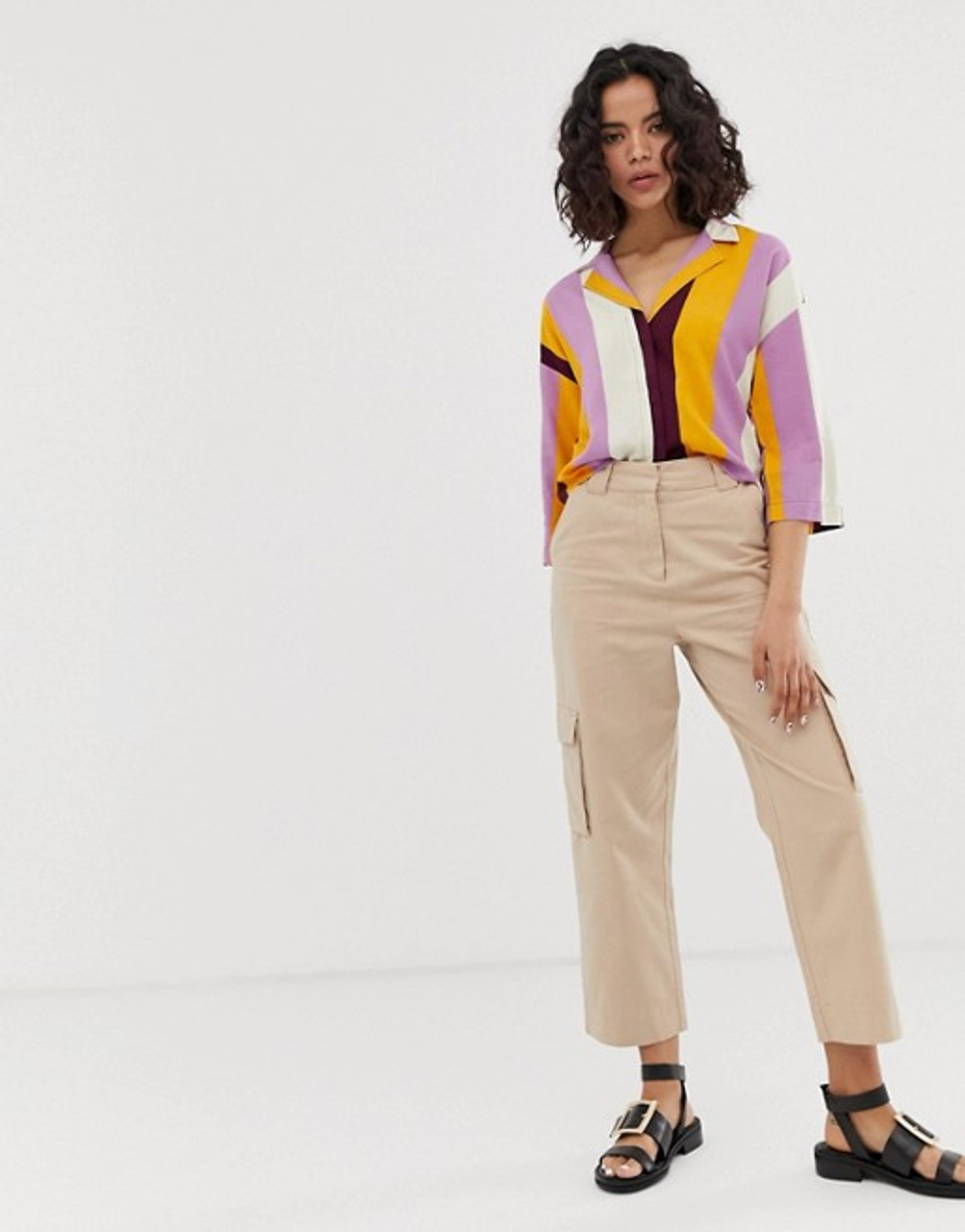 Mensy Cargo Trousers