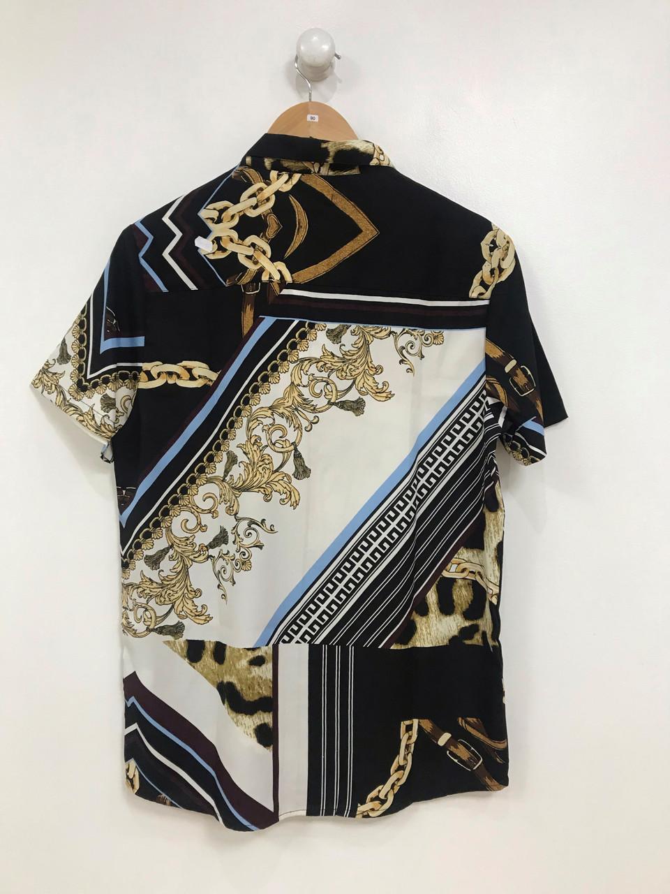 Ladies Printed Blouse