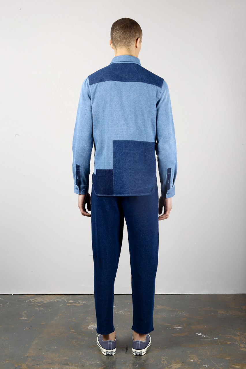 Denim Blue Bering Shirt