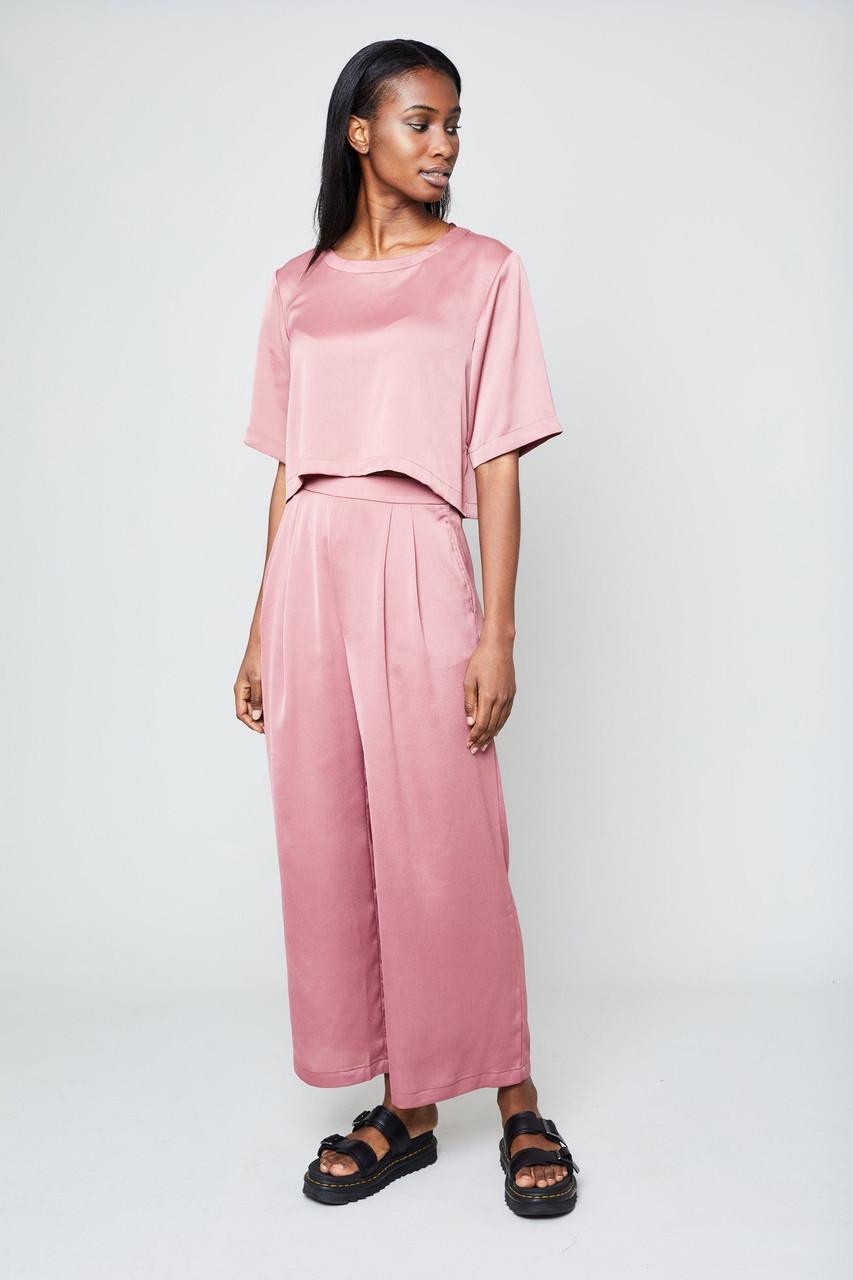 The Pink Anudari Pant