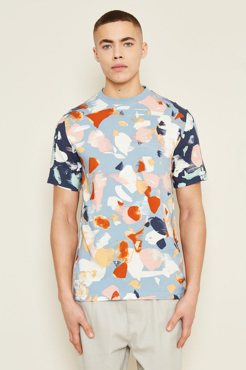 Multi Colour Terrazzo T-Shirt