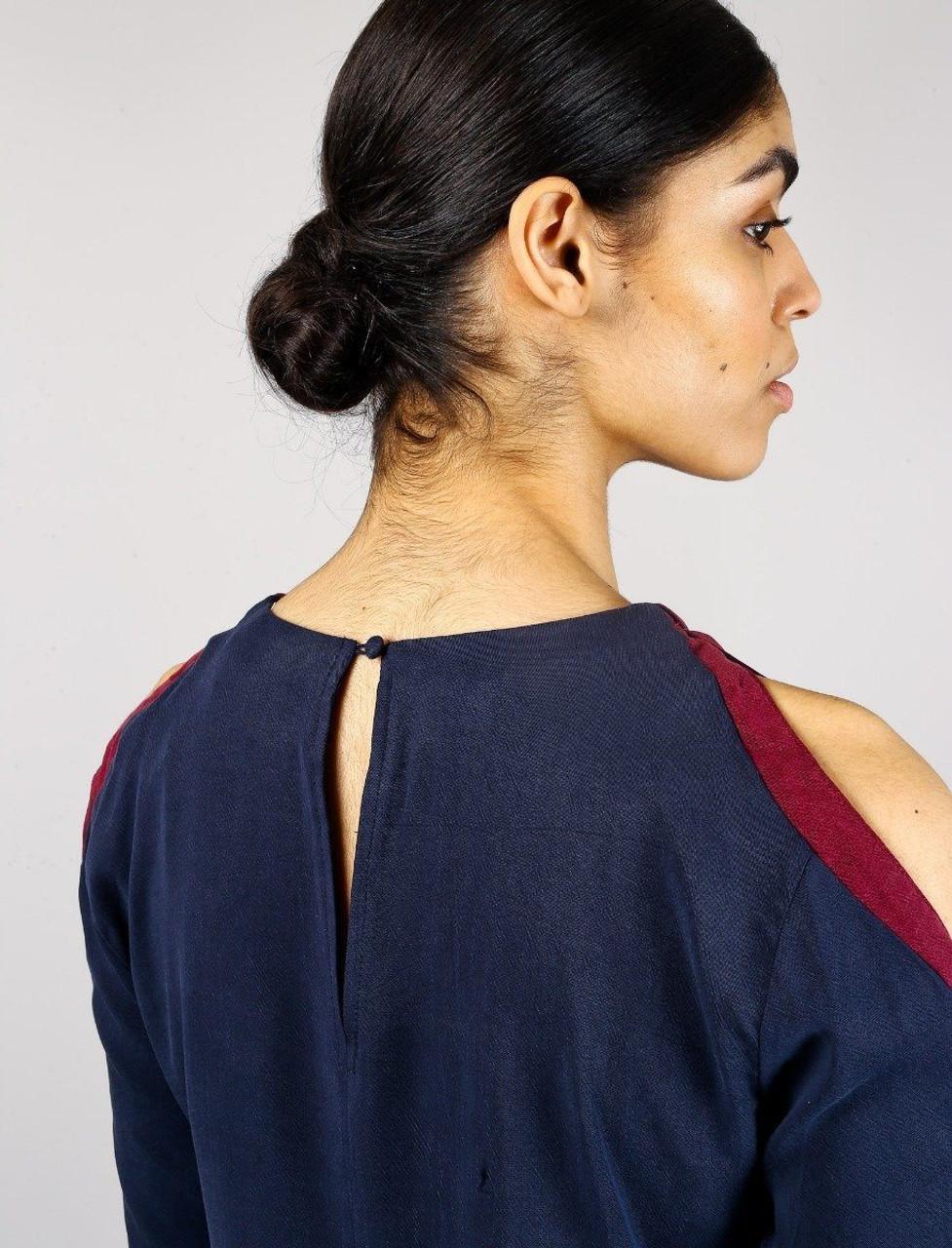 Ionian Cold Shoulder Top