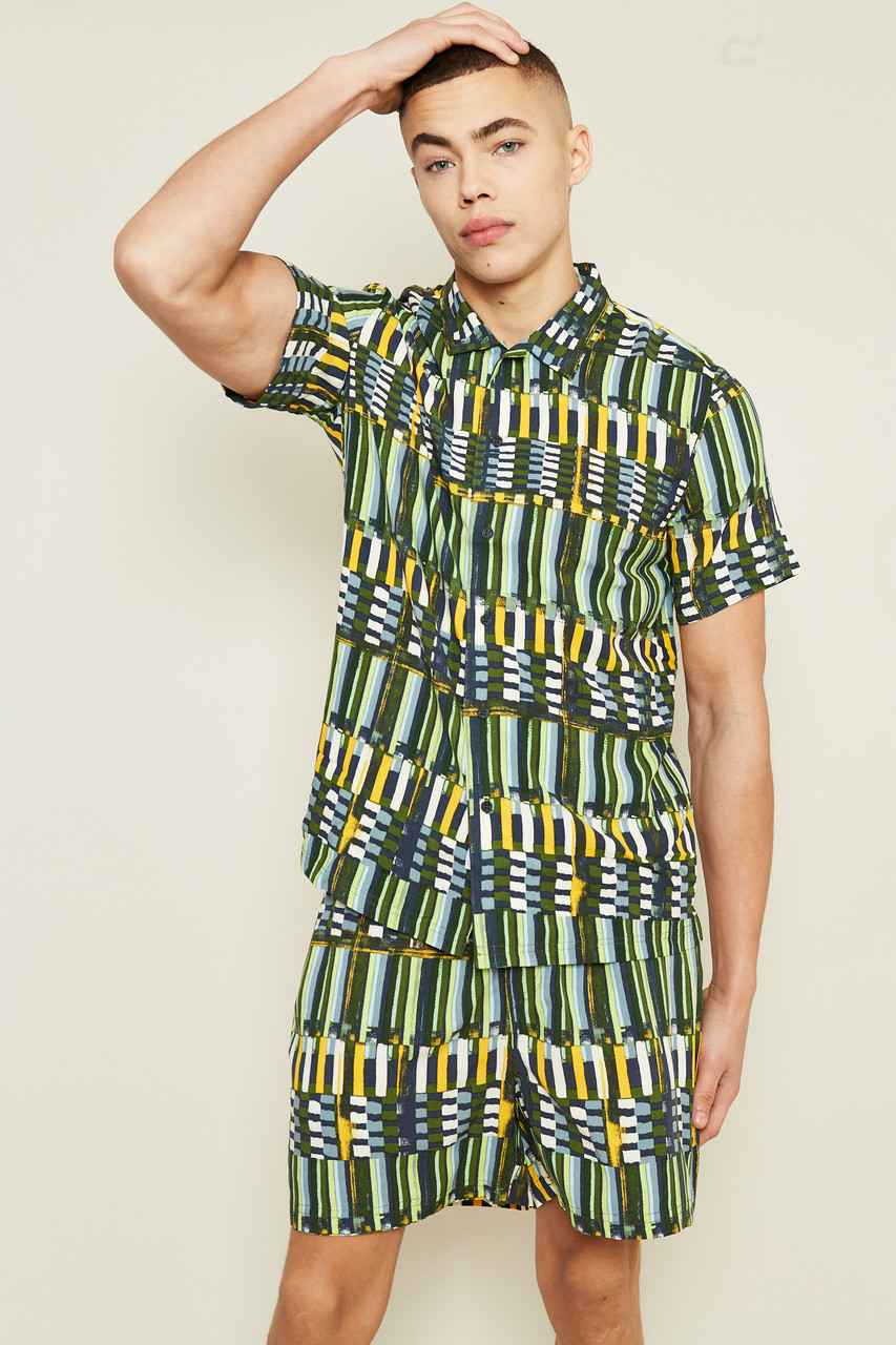 Green Albers Shirt