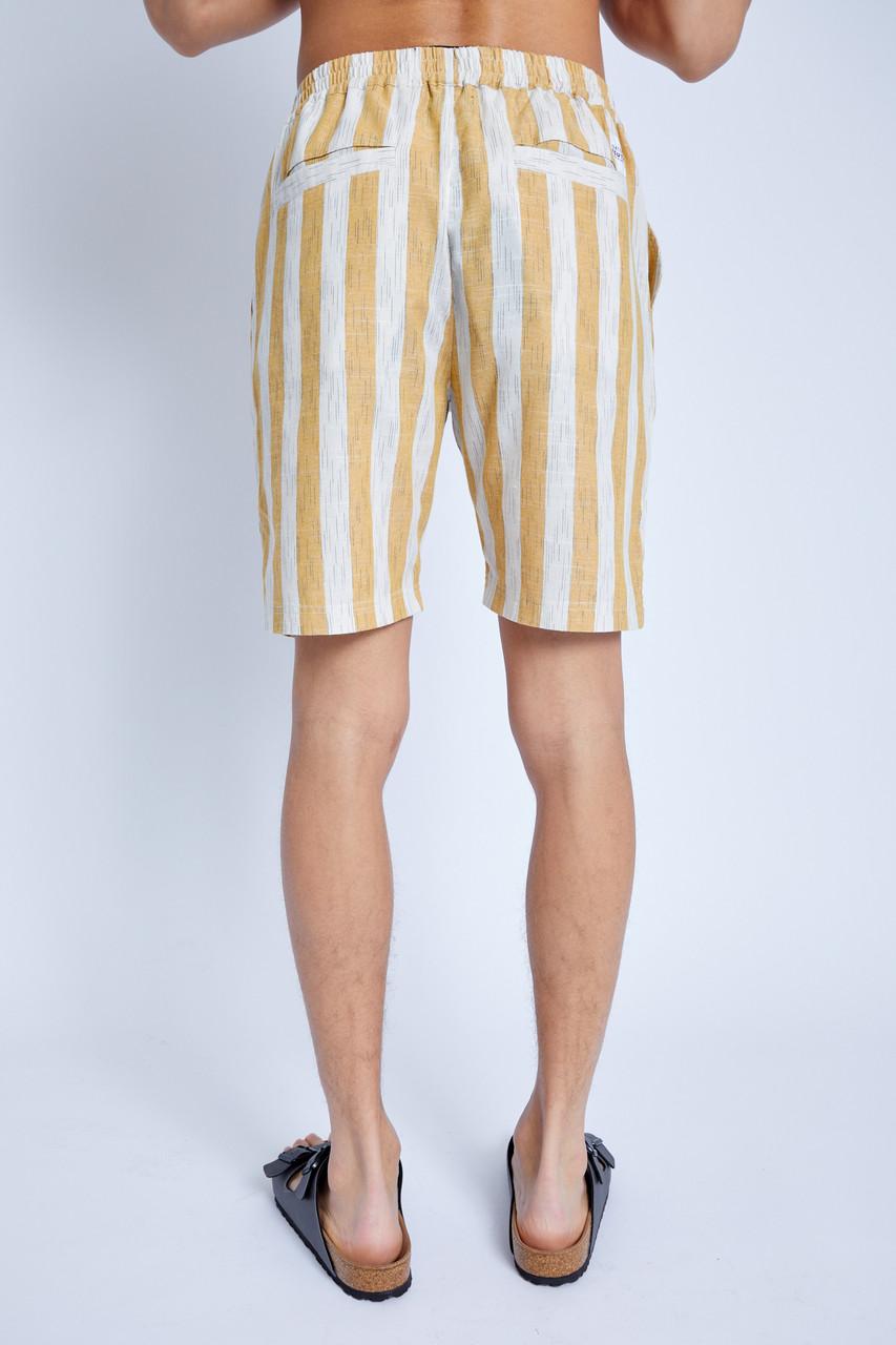 Striped Short