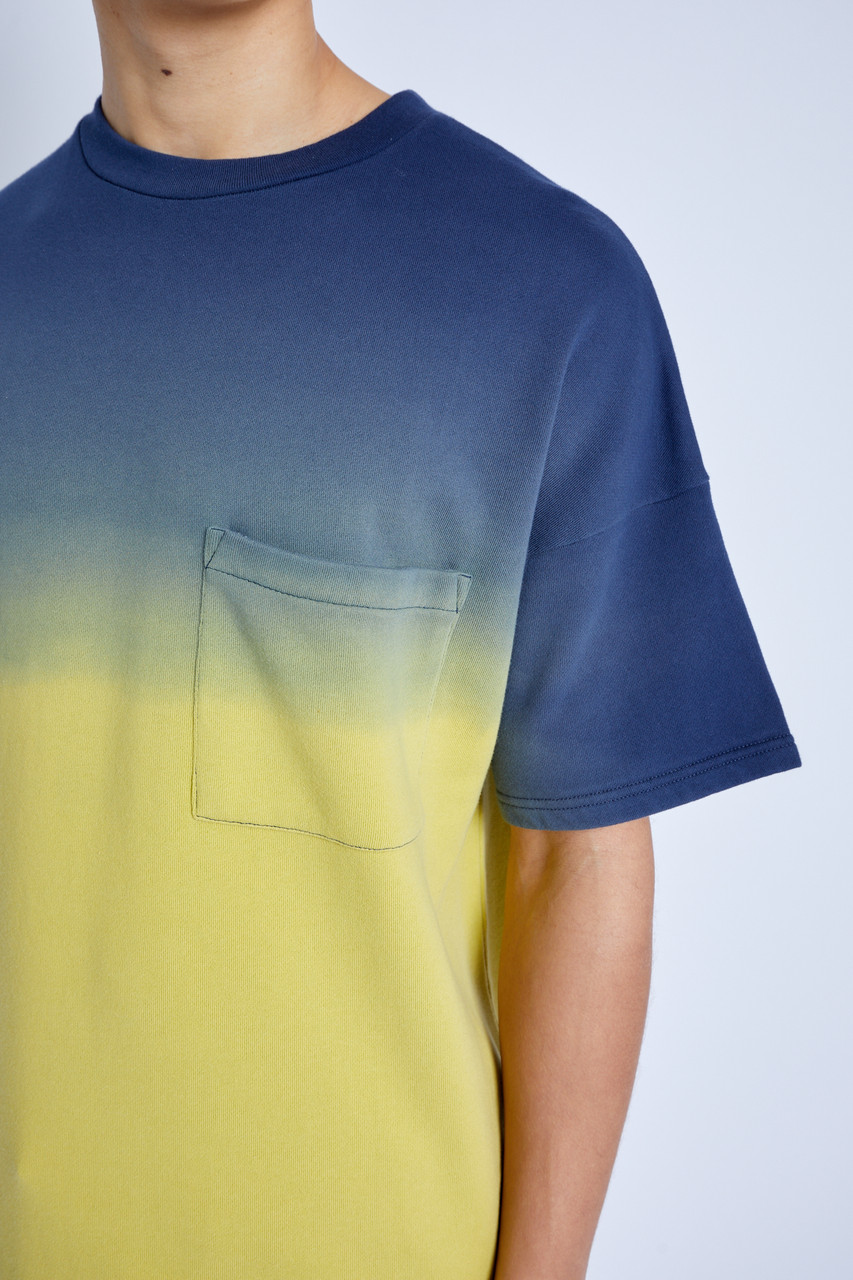 S/S Sweatshirt In Ombre