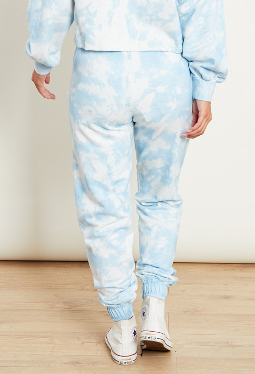 Tie Dye Relaxed Joggers