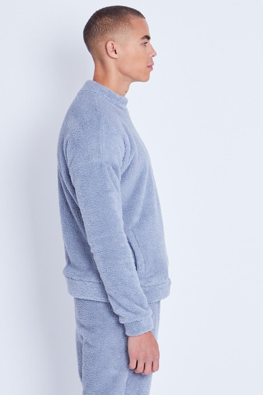 Borg Lounge Sweatshirt