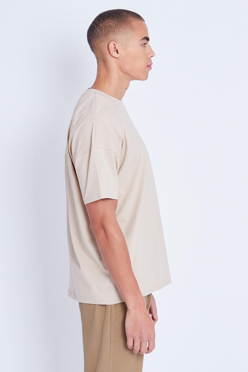 Stone T-Shirt With Nylon Insert