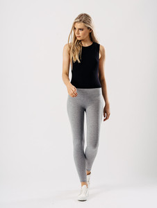 Grey Jersey leggings
