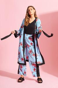 Santa Fey Floral Kimono