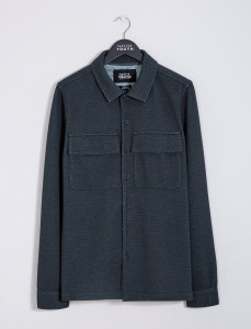 Green Clocktower  Overshirt