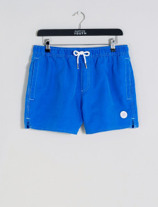 Blue Sandside Salt Faded Swim Short