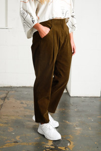 OLIVE OAKFIELD PANT