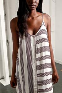 SEFTON DRESS - WHITE