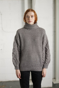 PHONOX KNIT - GREY