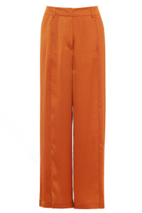 BEAUVALE PANT - RUST