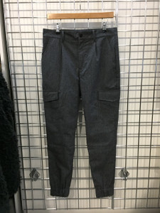 Grey Trouser With Side Pocket