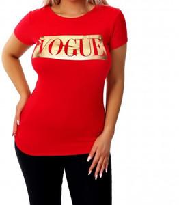 Vogue Slogan Tee