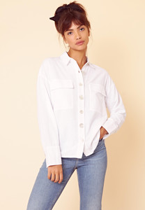 Mix and Match Button Pocket Shirt