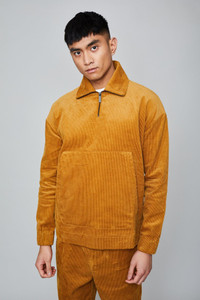 The Newman Zip Corduroy Jacket