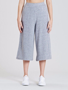 Native Youth Grey Knitted Culottes