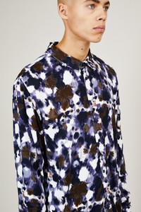 Native Youth Animal Print Long Sleeve Shirt