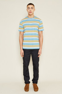 JARVIS T-SHIRT - BLUE