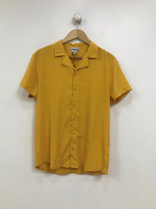 Ladies Mustard Blouse