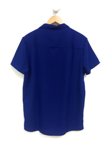 Ladies Cobalt Blouse