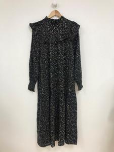 Multi Frill Midaxi Dress