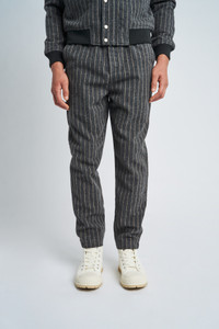 Ryker Wool Striped Trouser