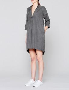 Cosmos Shirt Dress