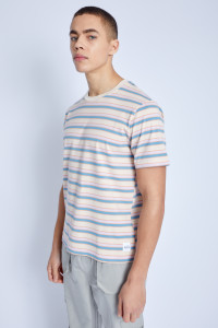 S/S Striped T-Shirt