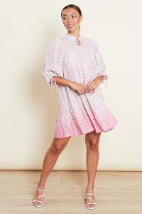 Multi Mini Dress