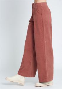 Wide Leg Premium Cotton Trouser