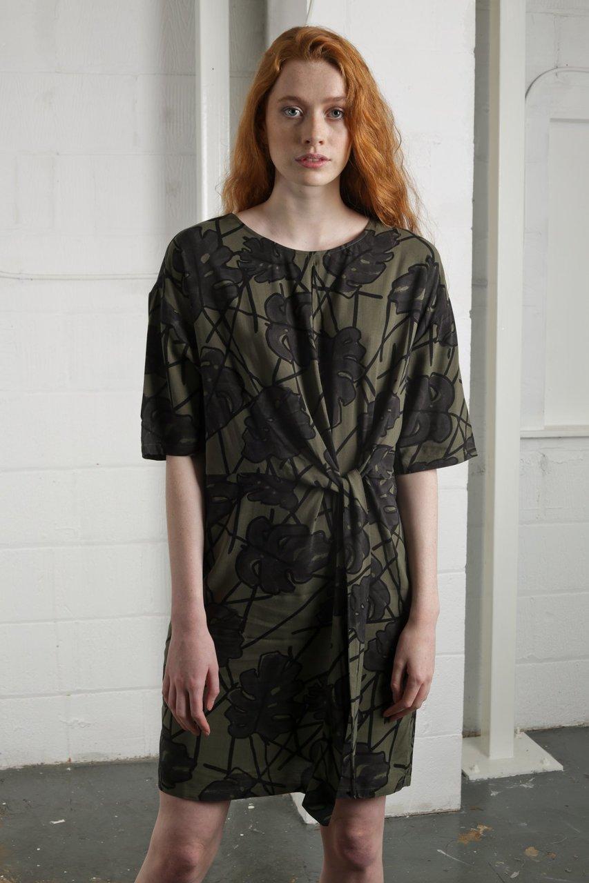a77526f24f FOREST FLORA DRESS l Influence Fashion New Season AW 18